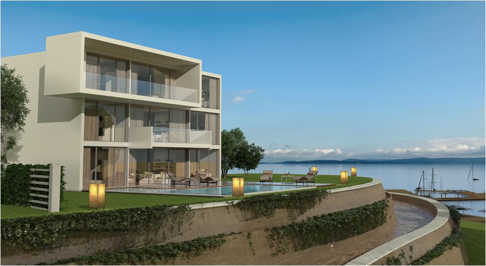villas for sales in Il monte galala Ain sokhna